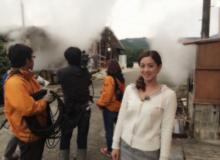 KKTくまもと県民テレビ『テレビタミン』熊本県 温泉リポーター 初放送♨✨