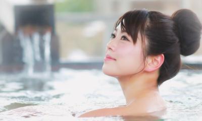 温泉で体質が変わり、超健康体に!