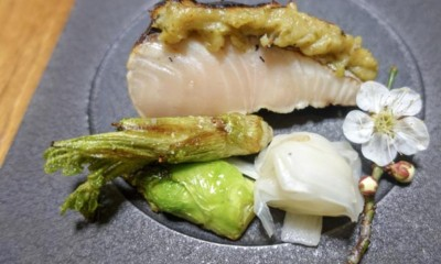 日刊ゲンダイ「彼女が悦ぶとっておきの温泉宿」~お料理編~