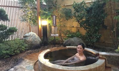 【九州旅ネット】で温泉記事を連載開始!!