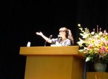 温泉家・北出恭子の温泉講演をさせていただきました!