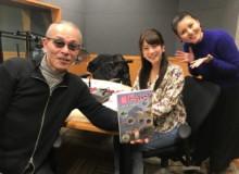 FM FUKOKA『BUTCHと山田優子のキラキラ☆ラジオ」』にゲスト出演