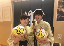 KRY山口放送年末特番!!俵山温泉から温泉中継しました☆