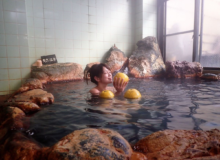 温泉家・北出恭子おすすめ!温泉と果物のコラボで美容効果アップ!癒しのフルーツ温泉♡