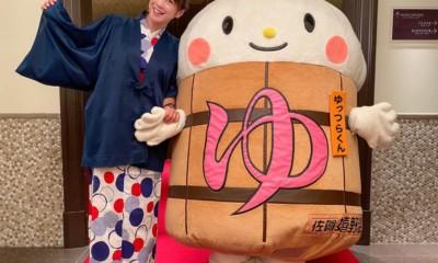 佐賀県嬉野温泉情報発信イベント『うれしのぷるるん女子会』出演!