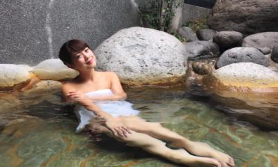 温泉家 北出恭子の 温泉旅行でセルフメンテナンス!~夏編⑥~