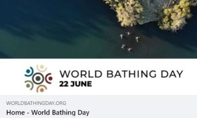 World Bathing Day(世界お風呂の日)(^^)/