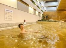 有明温泉 泉天空の湯が…温泉になりました(^^)/